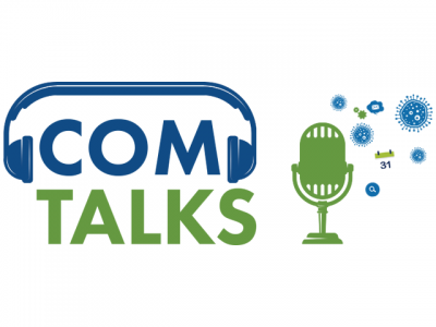 COM Talks Logo