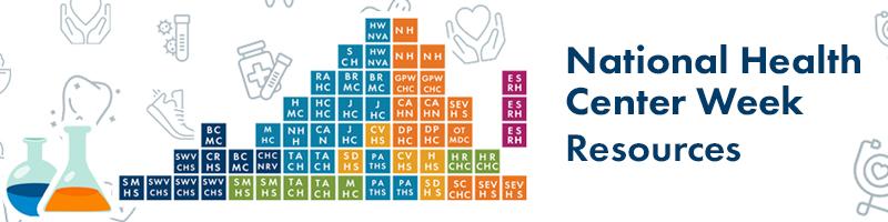 national health center week resources